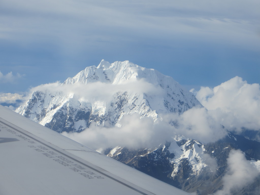 Andes from Plane (6)