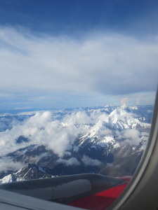 Andes from Plane (3)