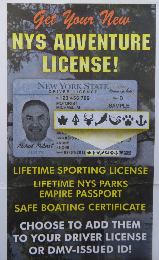 Is a new york state lifetime parks pass worth it for New york fishing license online